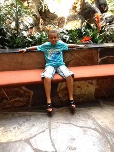 Jadyn loves posing!!