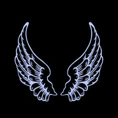 Angel wings Best Background Images, Photoshop Digital Background, Angel Wallpaper, Wings Wallpaper, Angel Wings Wall Art, Blur Image Background, Black Background Images, Neon Wallpaper, Abstract Graphic Design