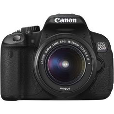 Canon EOS 650D 18-55mm DC III Kit DSLR Fotoğraf Makinesi | Markafoto.com #canon #canoneos #canoneos650d #eos650d