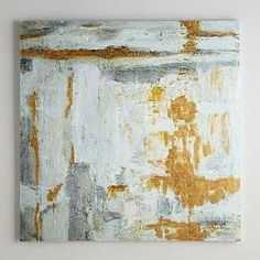 cream and gold abstract art | ... gold abstract, white and gold abstract art, silver and gold abstract
