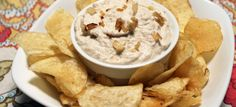 Old School Style French Onion Dip
