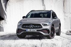 2021 Mercedes-Benz GLA - HD Pictures, Videos, Specs & Information - Dailyrevs Mercedes Suv, Audi Rs, Supercars, Volvo, Motor Diesel, Suv Models, Bmw, Fuel Economy, Ford Focus