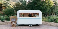 This Is the Chic Mobile Bar Every Outdoor Party Needs - TownandCountrymag.com