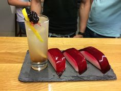 Bramble Cocktail with a little twist.