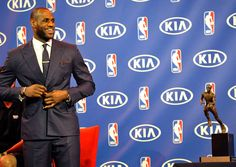 MVP Style: LeBron James in Ovadia & Sons