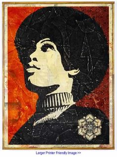 Art by Frank Shepard Fairey - best known as the artist who designed the iconic Hope poster for the Obama campaign. Art Obey, Shepard Fairey Obey, Skateboard, Feminist Art, Stencil Art, Stencils, Art Graphique, Wallpaper Iphone Cute, Mural Art
