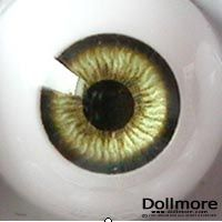 14mm life  like  acrylic doll eye #eye #doll #acrylic $8.00 #YellowGray