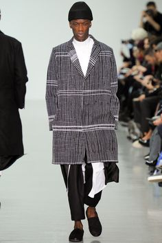 Agi & Sam Fall 2014 Menswear Collection - Vogue