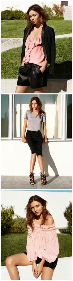 Miranda Kerr for H&M :: Women's fashion trends spring 2014 :: Cosmopolitan UK