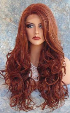 Extensions Rote Haare Helle Haarfarbe 2019