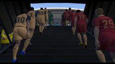 European Classic vs World Classic | Super Star Legend Match HD PC Gamepl...