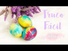 No dejaras de pintar huevos despues de ver este video! #pascua #huevos #easter