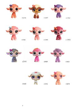 Nicole`s LPS blog - Littlest Pet Shop: Pets: Lamb