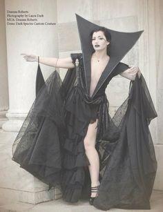 """""""Dark Lily"""" Photography by Laura Dark MUA Makeup Vamp"""