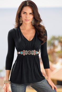 d623c9316dcf Boston Proper Beaded top  bostonproper Country Western Outfits