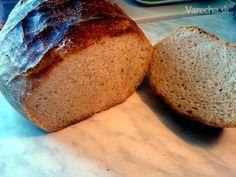 Domáci kváskový chlieb - Recept