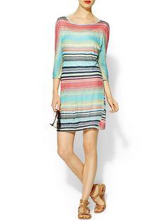 boatneck striped dress - Love Michael Stars anything!!!