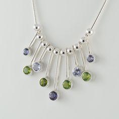 Practice Tube Setting - Bernadette Johnson Designs - Jewelry Gallery - Ganoksin Orchid