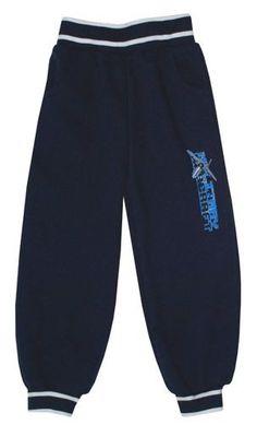 Spodnie chłopięce dresowe z kieszeniami