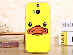 HTC M8 Protective Cartoon Silicone Case Cover with Plastic Frame http://www.oz3ds.com/product.php?id_product=433