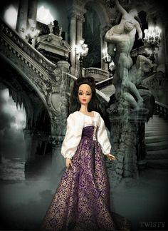 Repaint Steffie Barbie