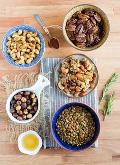 5 Simple & Festive Ways to Make Spiced Nuts — Fast and Fun Party Snacks