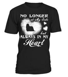 My Komondor Always In My Heart Christmas Cute Gift T-shirt  T-shirt, christmas t-shirts women, christmas t-shirts men, christmas t-shirt 4xl, christmas t-shirt boys, christmas t-shirt family set, christmas t-shirt 2017