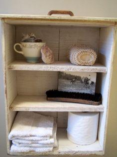 drawer shelf http://bec4-beyondthepicketfence.blogspot.com/2011/05/this-little-shelf-went-to-market.html