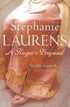 Stephanie Laurens - A Rogue's Proposal Stephanie Laurens, Historical Romance, Rogues, Proposal, Reading, Word Reading, Reading Books, Proposals, Historical Fiction Books