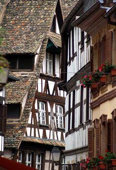 La Petite France, Strasbourg, France #Alsace #travel
