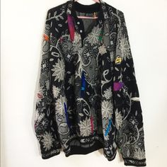 Authentic COOGI Sweater Size 3X Authentic COOGI sweater, made in Australia. 100% new wool. Collared with several buttons down the front, this is an incredibly unique sweater with a beautiful classic-Coogi design. Just like Biggie used to wear! Size 3X. Make a reasonable offer! COOGI Sweaters Crew & Scoop Necks