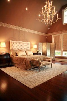 Richmond Hill Interior Designer. King City Master Bedroom.