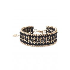 Stella & Dot Nina Bracelet    Another goodie I picked up, but I wear it all the time. Classic and edgy all in one!