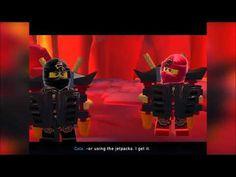 Lego Ninjago Shadow of Ronin Gameplay Walkthrough part 4