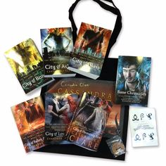 Pin for Later: Win The Mortal Instruments Goodies and a £50 ASOS voucher!