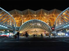 LISBON ORIENT STATION, PORTUGAL | Real WoWz