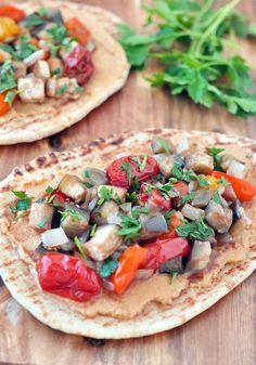 Chef Ahki Myan Pizza..Bangin'!!! | Electric Foods ...