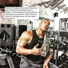 "All hail Dwayne ""Rocked 2015"" Johnson."