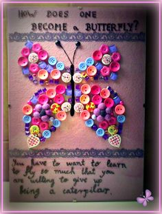 How does one become a butterfly by ZeNartprojects on Etsy