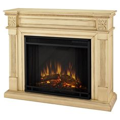 I pinned this Obrien Electric Fireplace from the English Manor House event at Joss and Main!