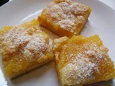 Emily's Lemon Shortcake (from Jo Seager)