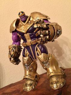 THANOS (Marvel Legends) Custom Action Figure