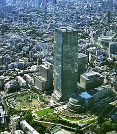 東京ミッドタウン (Tokyo Midtown, Tokyo Japan)