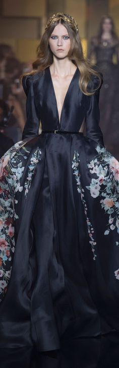 Alexis Mabille fall 2015 couture