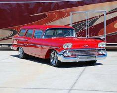 1958 Chevy Yeoman