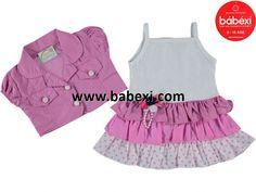 CEKETLİ JİLE 86211 toptan satış fiyatları | çocuk elbise