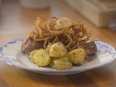 Kluci v akci: Věčné lahůdky XXII — Česká televize Potato Salad, Potatoes, Treats, Ethnic Recipes, Food, Sweet Like Candy, Goodies, Potato, Essen