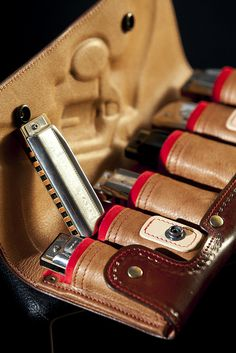 Blues Harp Case. My weapons thttp://www.usedinstrumentsmichigan.com/o save the…
