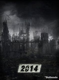 Does this mean that Fallout 4 is coming out in Or is it just a poster for 2014 Fallout 4 Poster, Fallout Art, Fallout 3 New Vegas, Post Apocalyptic Games, Apocalypse World, Nuclear Winter, Virtual Reality Games, Sci Fi Comics, World On Fire
