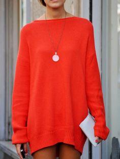 Sweater dresses.